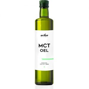 ACTIVEVITAL MCT Oil 500ml neutral in Glasflasche