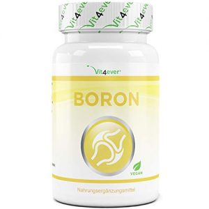 Vit4ever® Bor - 3 mg - 365 Tabletten